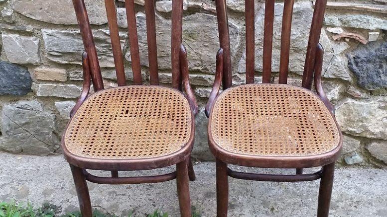 Sedie Depoca : Sedie d epoca n da restaurare anni  mercatinolucano